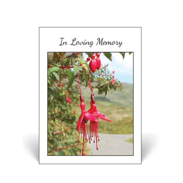 memorial card fm11