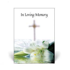 MR10 Memorial Card