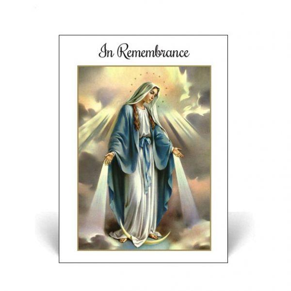 MR11 Memorial Card