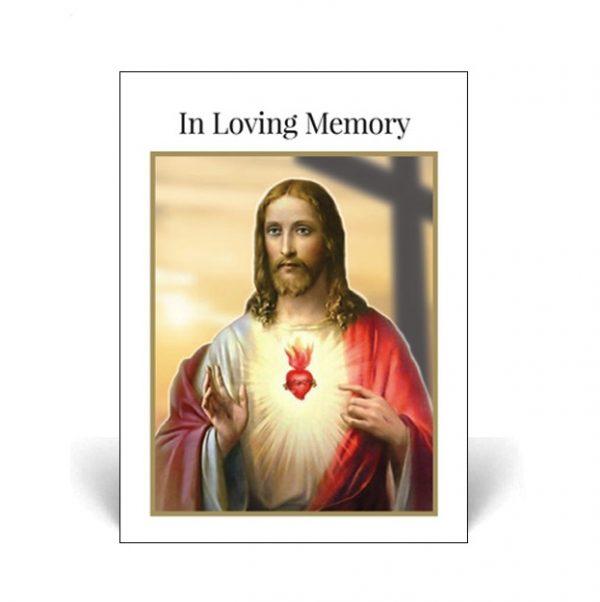 MR12 Memorial Card