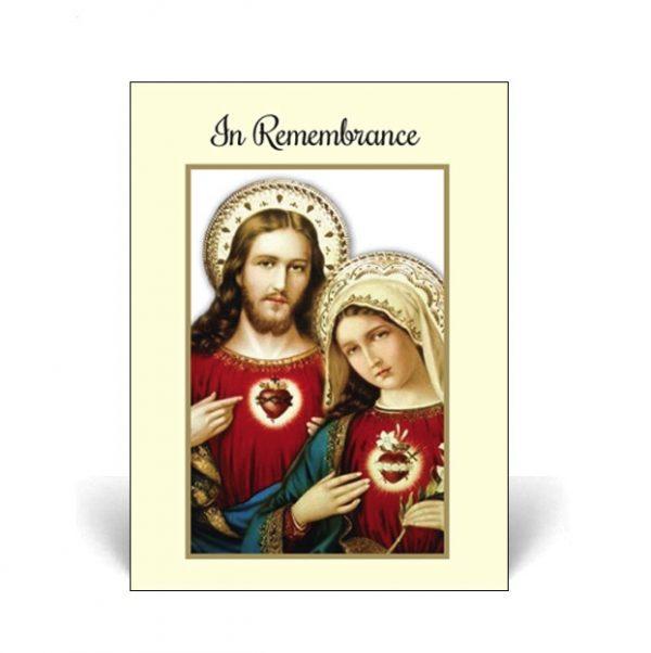 MR18 Memorial Card